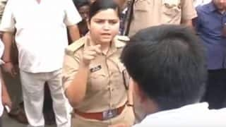 Uttar Pradesh: Shrestha Thakur, Woman Police officer who Confronted BJP Leader, Transferred From Bulandshahr