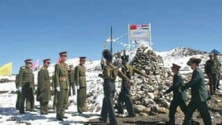As Border Tension Escalates in Sikkim, Chinese Army Conducts Military Exercises in Tibet Simulating Battle Scenarios