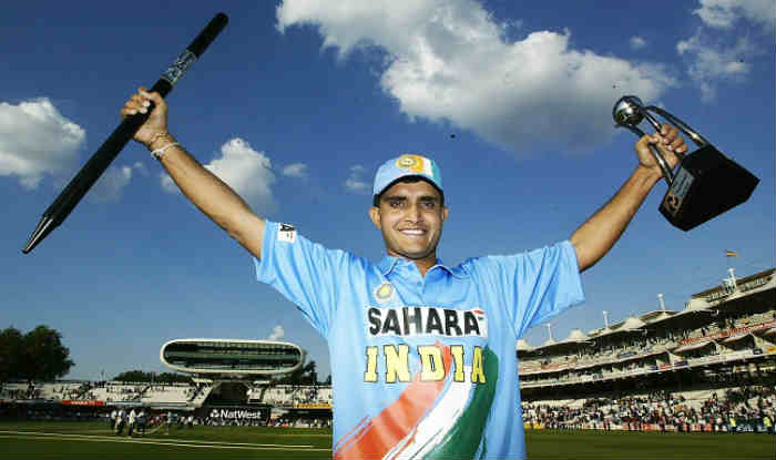 Sourav ganguly in 2018 world cup