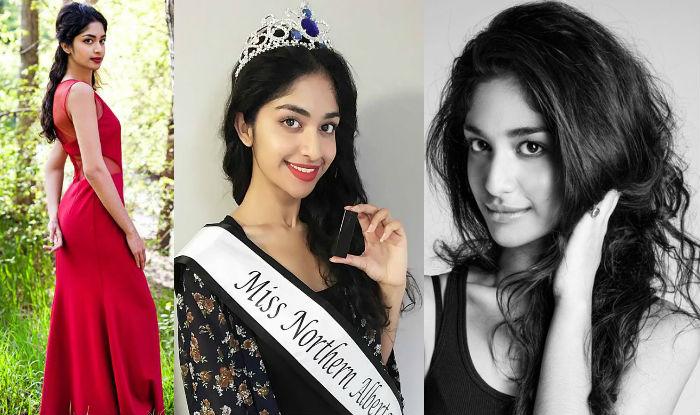Sravya Kalyanapu Miss World Canada 2017