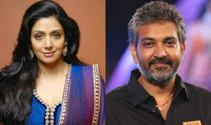 Rajamouli suggests Sridevi demanded that much