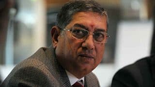 N Srinivasan And Niranjan Shah to Reply to Supreme Court Notice Today