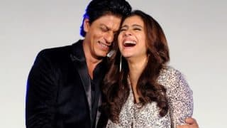 Kajol Reveals When She Will Work With Shah Rukh Khan Next