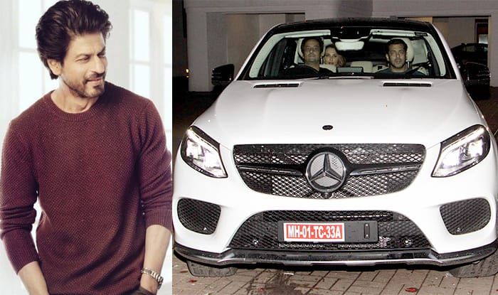 This ₹85.6 lakh auto is Shah Rukh's gift to Salman Khan