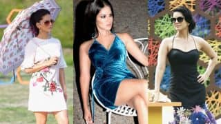 7 times MTV Splitsvilla Host Sunny Leone Looked Super Hot in Dresses