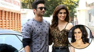 Sushant Singh Rajput and Kriti Sanon are coming together for a music video and Sona Mohapatra is not happy