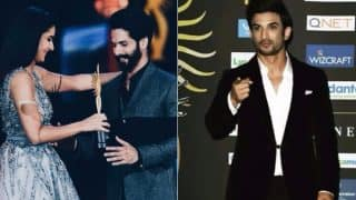 IIFA Awards 2017: Here's Proof That Sushant Singh Rajput Posted A Fishy Tweet Right After Shahid Kapoor's Victory And Not Before, As Claimed