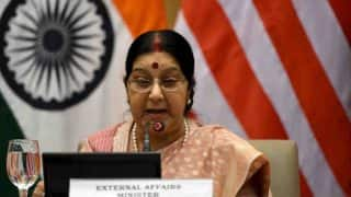 India Emerged as One of The Largest Recipients of Foreign Direct Investment: Sushma Swaraj at India-US Forum
