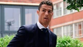 Cristiano Ronaldo Leaves Spanish Court After Testimony on Alleged Tax Fraud
