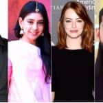Shah Rukh Khan to Emma Stone, These are our Telly Celebs' Favourite Bollywood and Hollywood Crushes!