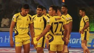 Pro Kabaddi League 2017: Telugu Titans, Bengaluru Bulls Play Out 26-26 Draw