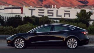 Tesla Model 3 First Production Pictures Tweeted by CEO Elon Musk: Here's Few Things You Need to Know!