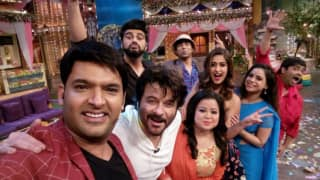 The Kapil Sharma Show: Anil Kapoor, Ileana D'Cruz and Arjun Kapoor Create A Laughter Riot