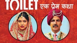 Toilet: Ek Prem Katha Box Office Collection: Akshay Kumar And Bhumi Pednekar's Film Should Earn Rs 45 Crore Over The Weekend, Predicts Trade Expert