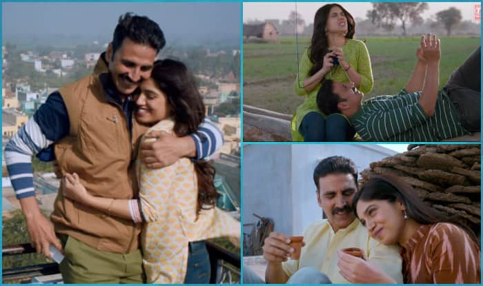 Toilet: Ek Prem Katha new song 'Bakheda' redefines love