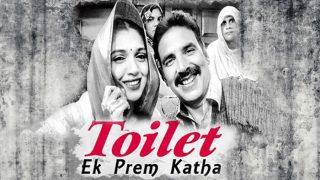 Toilet: Ek Prem Katha: Akshay Kumar And Bhumi Pednekar's Chemistry In This Behind The Scenes Video Is Worth A Watch - View Video