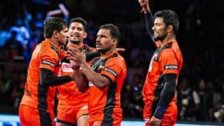Pro Kabaddi 2017, Highlights: U Mumba Beat Jaipur Pink Panthers