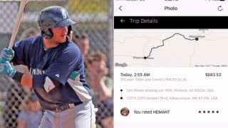 Minor League Baseball Players Take 7-Hour Uber Ride Costing USD 683 From Phoenix to New Mexico!
