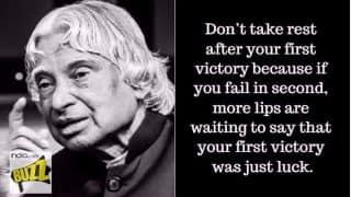 Dr APJ Abdul Kalam's 2nd Death Anniversary: Wise Quotes by People's President of India That Ring True Even Today!
