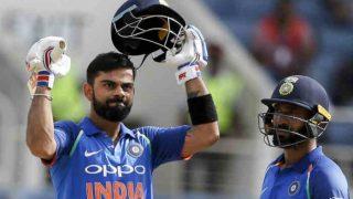 भारत vs वेस्टइंडीजः कोहली के दमदार शतक की बदौलत भारत ने वनडे सीरीज  3-1 से जीती