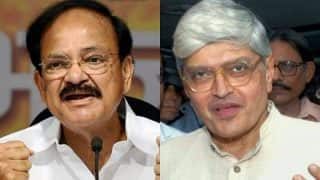 Vice Presidential Election 2017 Voting, Results Live Streaming: Watch Live Telecast of Venkaiah Naidu vs GopalKrishna Gandhi Contest on Zee News