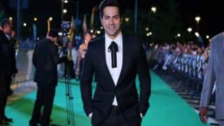 Varun Dhawan apologises for his 'Nepotism Rocks' act at IIFA 2017