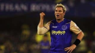 Shane Warne to coach Rajasthan Royals in IPL 2018: Report