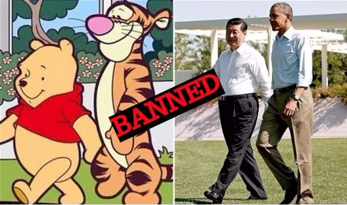 China Bans Winnie the Pooh on Social Media