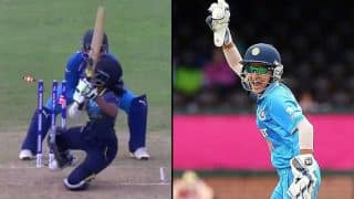 Sushma Verma is the MS Dhoni of Indian Women's Cricket team, proves in these lightning quick stumping videos