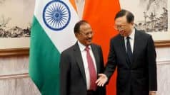 'Major Problems' Discussed, Says Beijing as NSA Ajit Doval Meets Chinese Counterpart