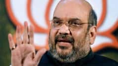Amit Shah to Contest in Rajya Sabha Polls From Gujarat