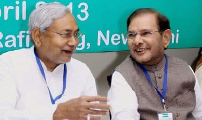 Sharad Yadav 'Concerned' Over Nitish Kumar's Decision, Will Meet Leaders of All National Parties, Says JD(U) MP