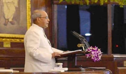 Use Ordinance Only Under Compelling Circumstances: President Mukherjee Cautions Govt in Farewell Speech
