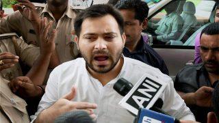 Tejashwi Yadav To Meet Bihar Governor on Thursday Morning, To Stake Claim For Govt Formation