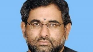 Shahid Khaqan Abbasi Selected as Interim Prime Minister of Pakistan