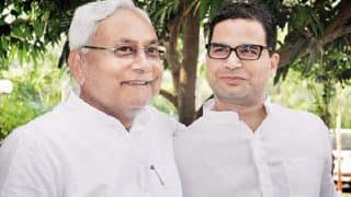 Prashant Kishor Rules Out Contesting in Elections For Next 10 Years, Says Will Remove 'Undeveloped' Tag From Bihar