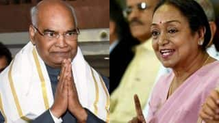 Ramnath Kovind vs Meira Kumar: Presidential Election to be Held Today, Numbers in Favour of NDA