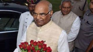 'Emotional Moment, Responsibility to Serve the Common Man', Says President-Elect Ram Nath Kovind