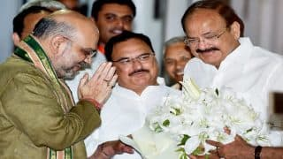 Venkaiah Naidu, BJP-led NDA's Pick For Vice Presidential Poll: A Look Back at His 30 Years of Political Career