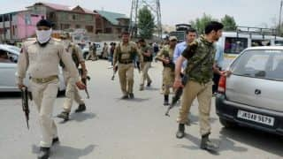 J&K: Terrorists Lob Grenade at Sopore Police Station, Two Cops Injured