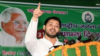 Tejashwi Yadav Accuses Nitish Kumar of Conspiring to Kill Him, Claims Govt Tapping His Phone