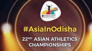 एशियन एथलेटिक्स चैंपियनशिपः पहले दिन भारत ने की अच्छी शुरुआत