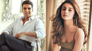 Will Akshay Kumar Be UNHAPPY With Alia Bhatt For Peeing In Public?