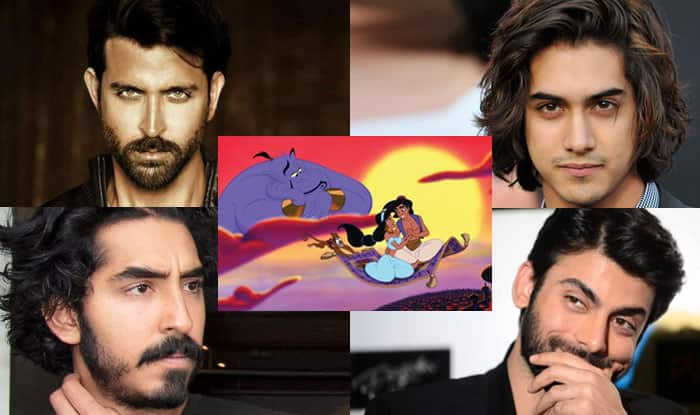 Here are 7 Middle Eastern actors who could play Aladdin