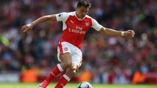 EPL 2017-18: Alexis Sanchez Fit to Start Against Liverpool, Confirms Arsenal Coach Wenger