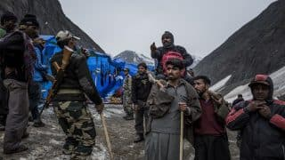 Terrorists Were Dressed in Police Uniforms, Says Survivor of Amarnath Yatra Terror Attack