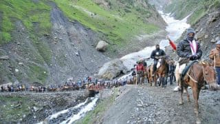 Jammu And Kashmir: Terror Threat Looms Over Amarnath Yatra, 20 Militants Could Attack Pilgrims Through Infiltrating POK: Intelligence Report