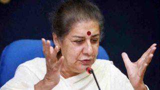 कांग्रेस को दोहरा झटका, वाघेला के बाद अंबिका सोनी ने महासचिव पद छोड़ा