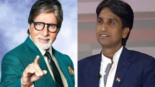 Amitabh Bachchan Sends Legal Notice To Kumar Vishwas For Copyright Infringement Of Harivansh Rai Bachchan's poem, AAP Leader Offers Rs. 32 Only!