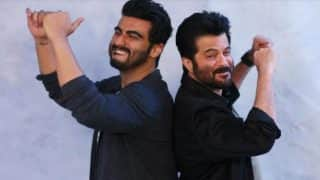 Arjun Kapoor: The Material In Mubarakan Has Brought The Camaraderie In Me And Anil Kapoor - Watch Exclusive Video
